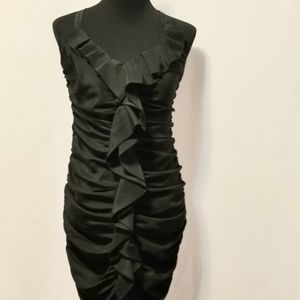 NWT RACHEL ROY BLACK DRESS